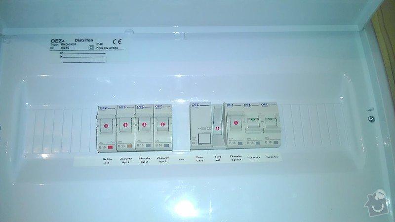 Připojení elektrického sporáku: IMAG2233