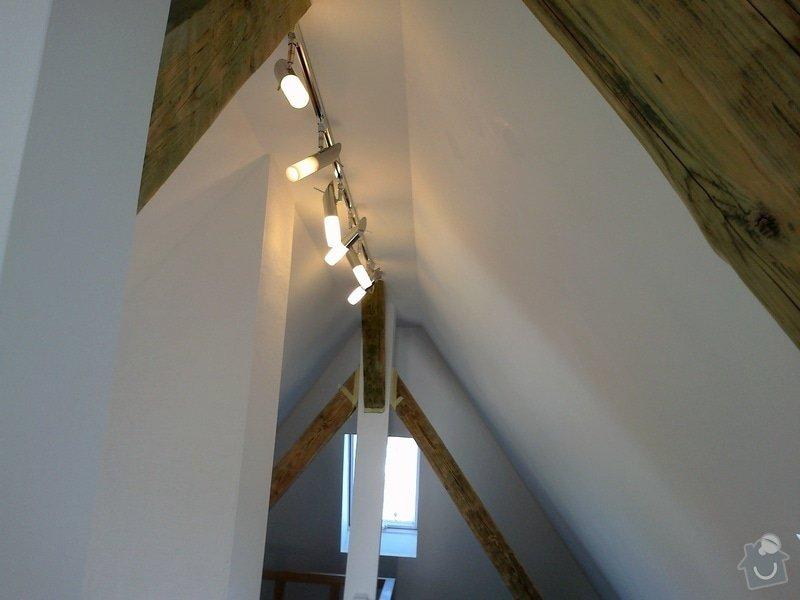 Kompletní rekonstrukce podkroví: 3