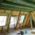 Kompletni rekonstrukce podkrovi 1