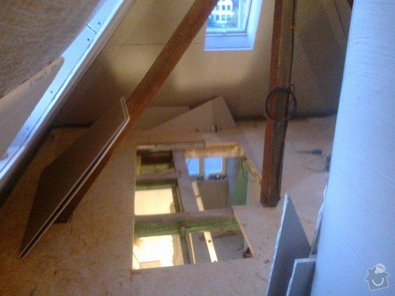 Kompletní rekonstrukce podkroví: 20102011284