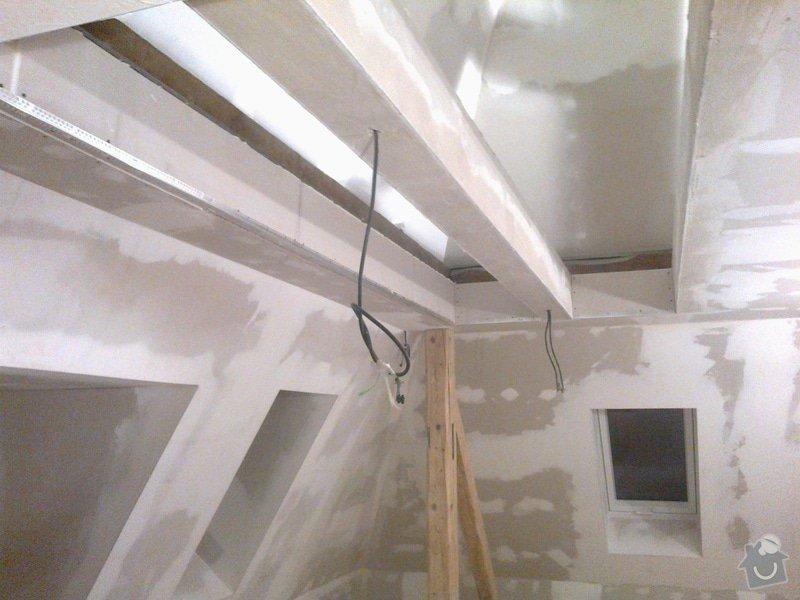 Kompletní rekonstrukce podkroví: 02122011369
