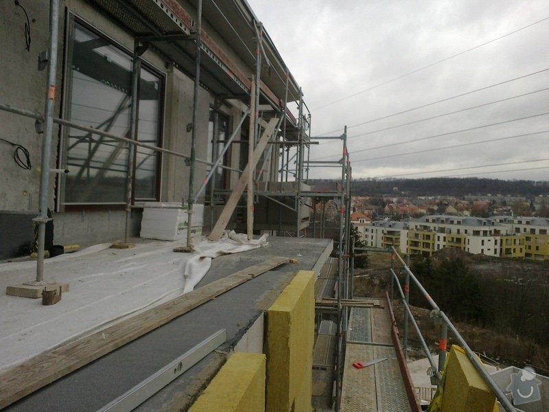 Zateplení panelového domu,zednické práce: Kejruv_park_Budova_cislo_E.3
