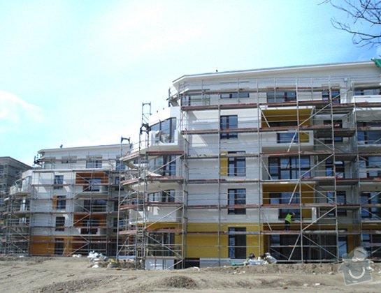 Zateplení panelového domu,zednické práce: Kejruv_park