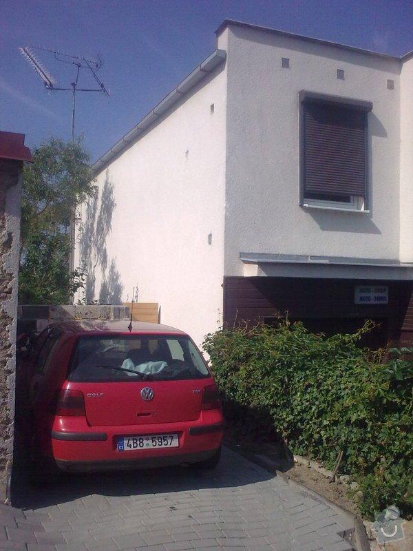 Zateplení fasády RD: Obraz0557