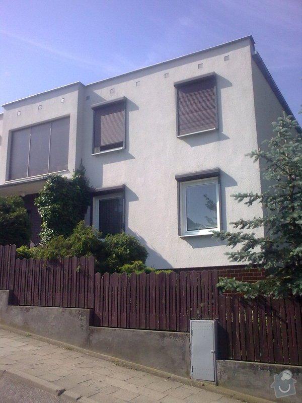 Zateplení fasády RD: Obraz0560