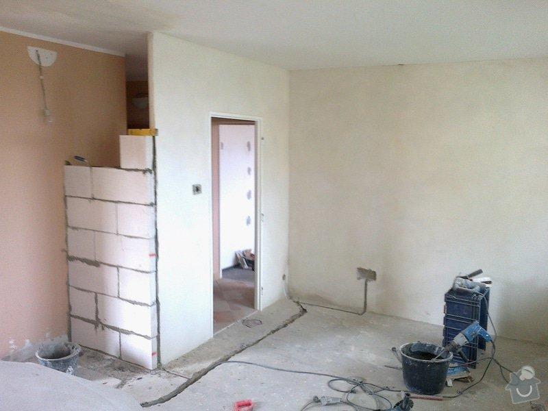 Kompletní rekonstrukce bytu,3+1,elektroinstalace,zednické práce,podlahy,obklady,dlažby,voda,plyn: 1__15_