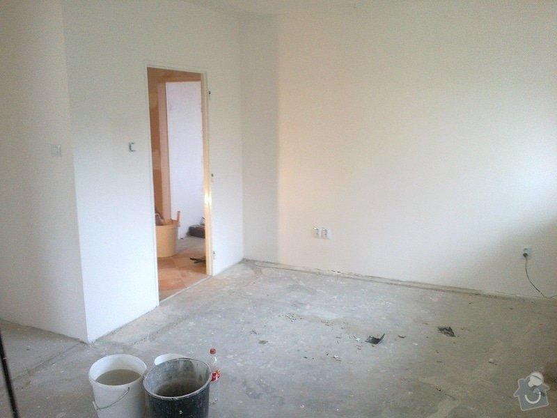 Kompletní rekonstrukce bytu,3+1,elektroinstalace,zednické práce,podlahy,obklady,dlažby,voda,plyn: 81