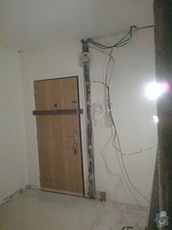 Kompletní rekonstrukce bytu,3+1,elektroinstalace,zednické práce,podlahy,obklady,dlažby,voda,plyn: 30032012503