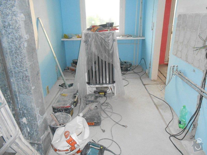 Elektroinstace panelový byt: Duben2013_128