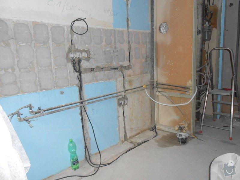 Elektroinstace panelový byt: Duben2013_136