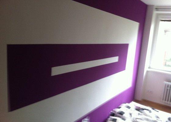 Malování bytu 1+1