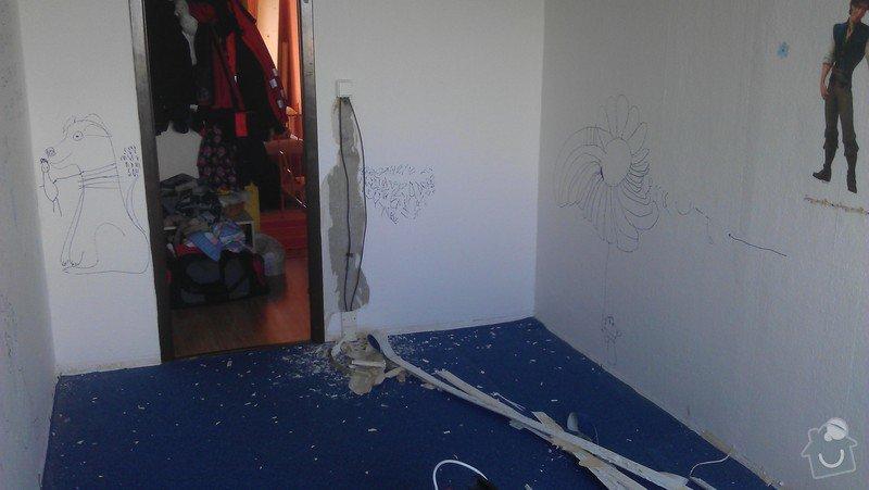 Malování bytu (Dětský pokoj: IMAG0113