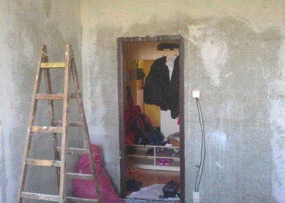 Malování bytu (Dětský pokoj