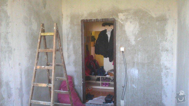 Malování bytu (Dětský pokoj: IMAG0114