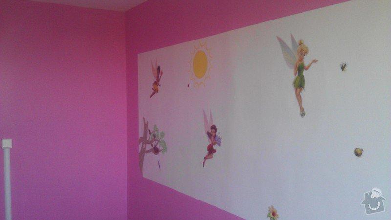 Malování bytu (Dětský pokoj: IMAG0162