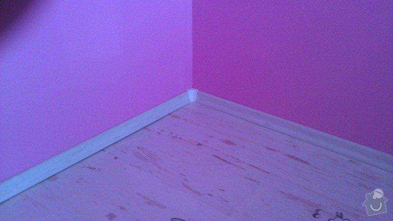 Malování bytu (Dětský pokoj: IMAG0157