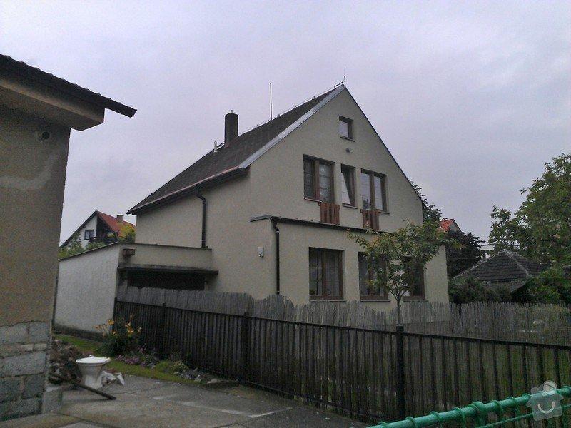 Rekonstrukce střechy: WP_001685