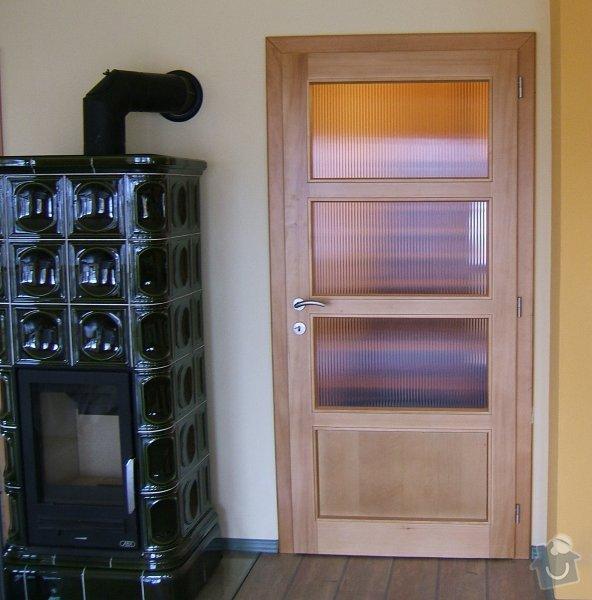 Přesklení dveří: dvere