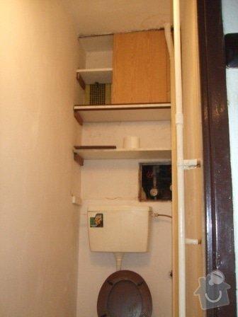 Rekonstrukce bytu - elektro + koupelna : DSCF3327
