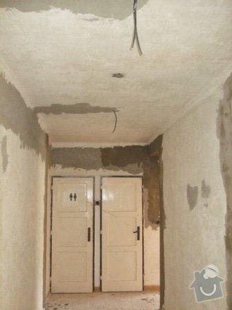 Rekonstrukce bytu - elektro + koupelna : DSCF3368