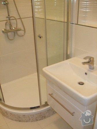 Rekonstrukce bytu - elektro + koupelna : DSCF3485