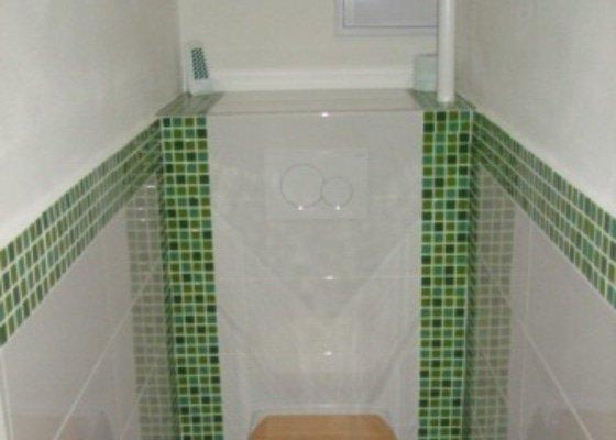 Rekonstrukce bytu - elektro + koupelna