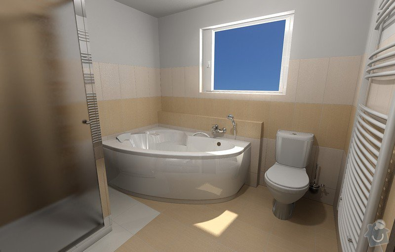 Realizace koupelny + doprava materiálu: BAUCKMANN_VACLAV_VER32