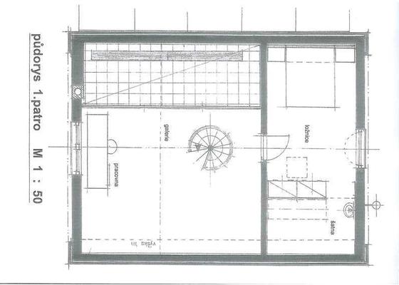 Nivelační stěrka cca 55 m2