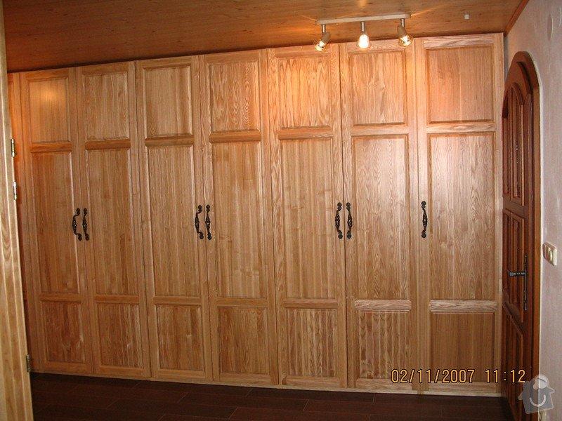 Výroba vestavěné šatní skříně: IMG_0519