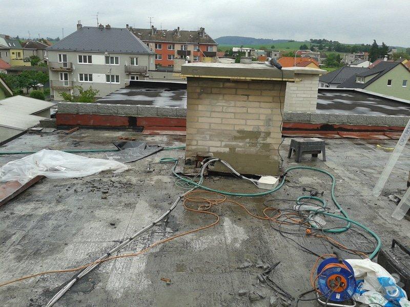 Rekonstrukce střechy: 20130605_103223