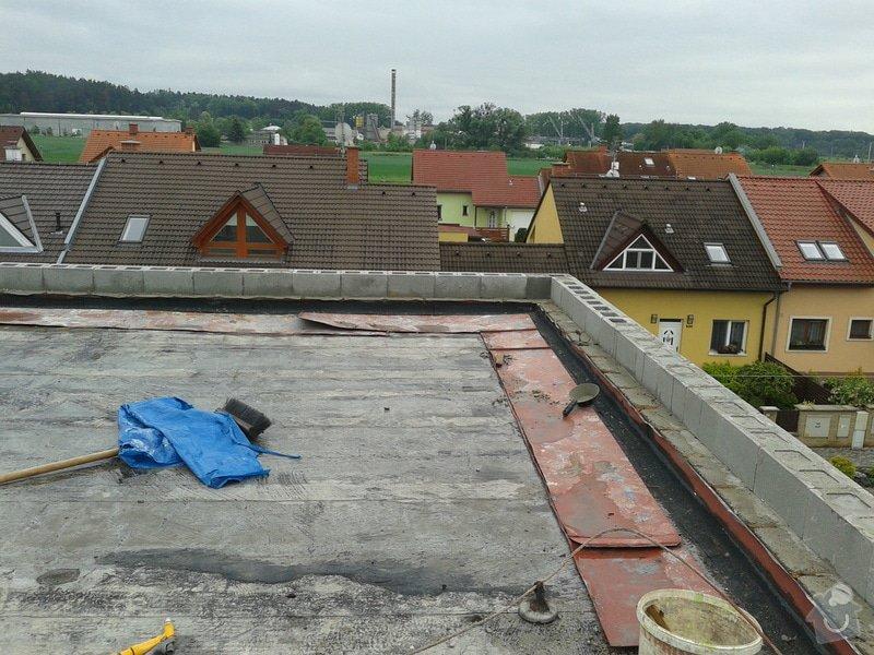 Rekonstrukce střechy: 20130605_103239