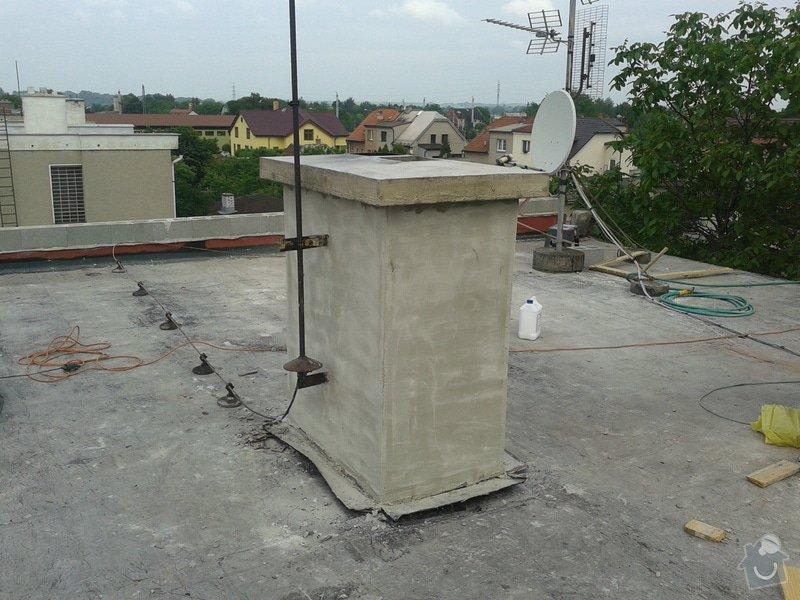 Rekonstrukce střechy: 20130607_080102