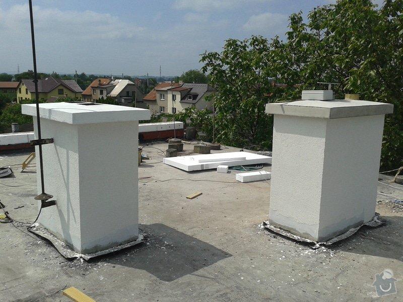 Rekonstrukce střechy: 20130607_142508