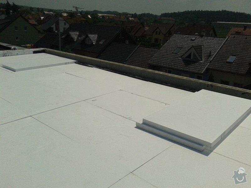Rekonstrukce střechy: 20130608_120927