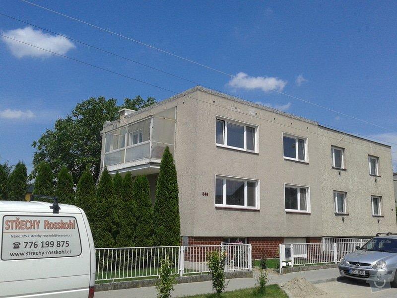 Rekonstrukce střechy: 20130609_133540