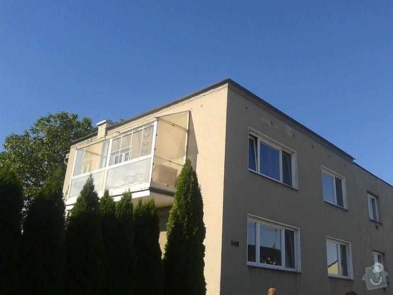 Rekonstrukce střechy: 20130613_173941