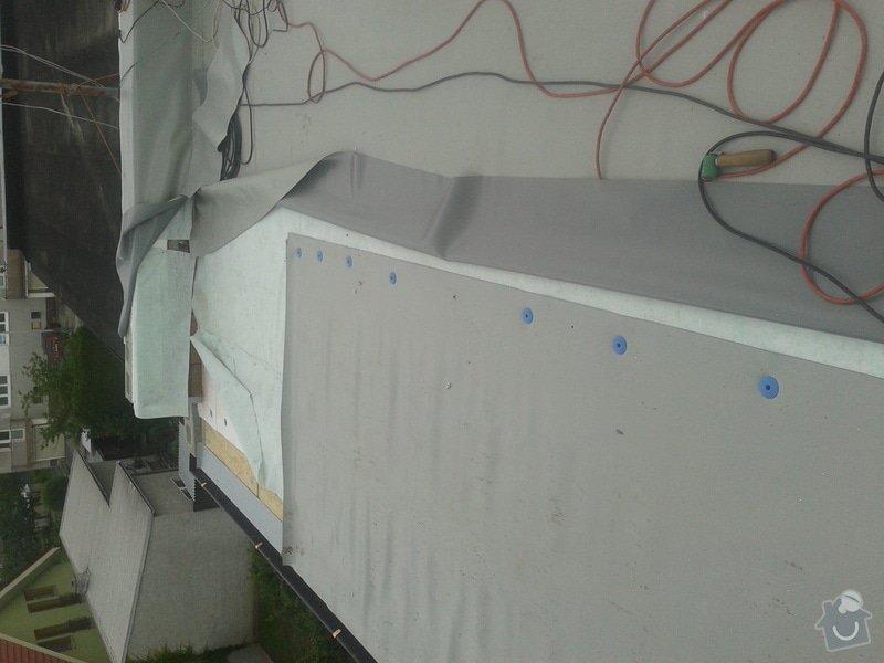 Rekonstrukce střechy: 20130612_130856