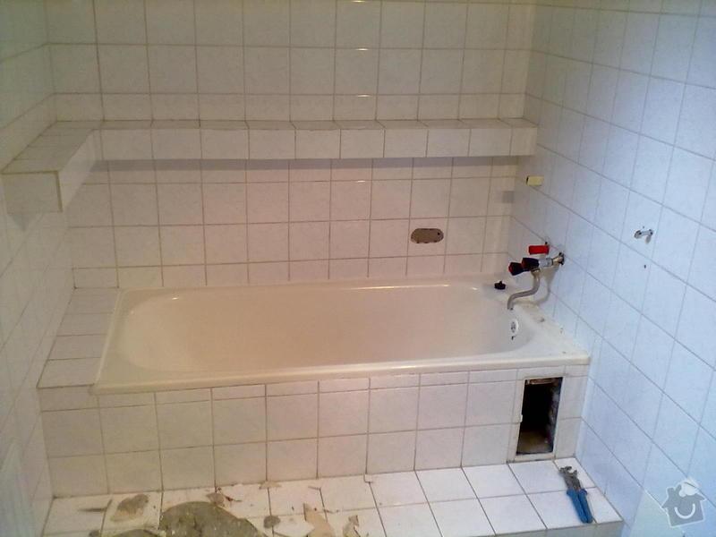 Rekonstrukce koupelny Karviná : 1