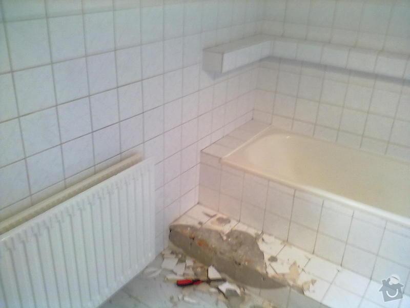 Rekonstrukce koupelny Karviná : 3