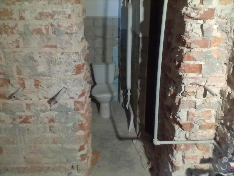 Rekonstrukce koupelny Karviná : 9