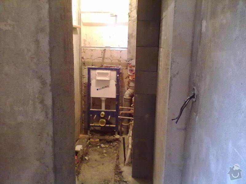 Rekonstrukce koupelny Karviná : 14