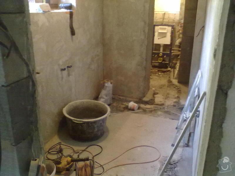 Rekonstrukce koupelny Karviná : 16