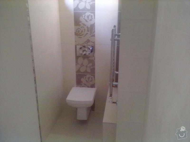 Rekonstrukce koupelny Karviná : 17.