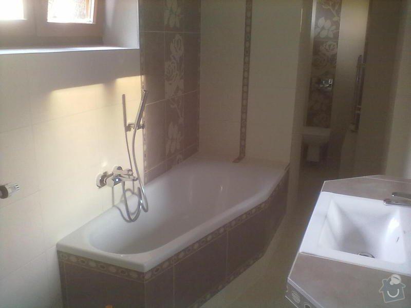 Rekonstrukce koupelny Karviná : 21.