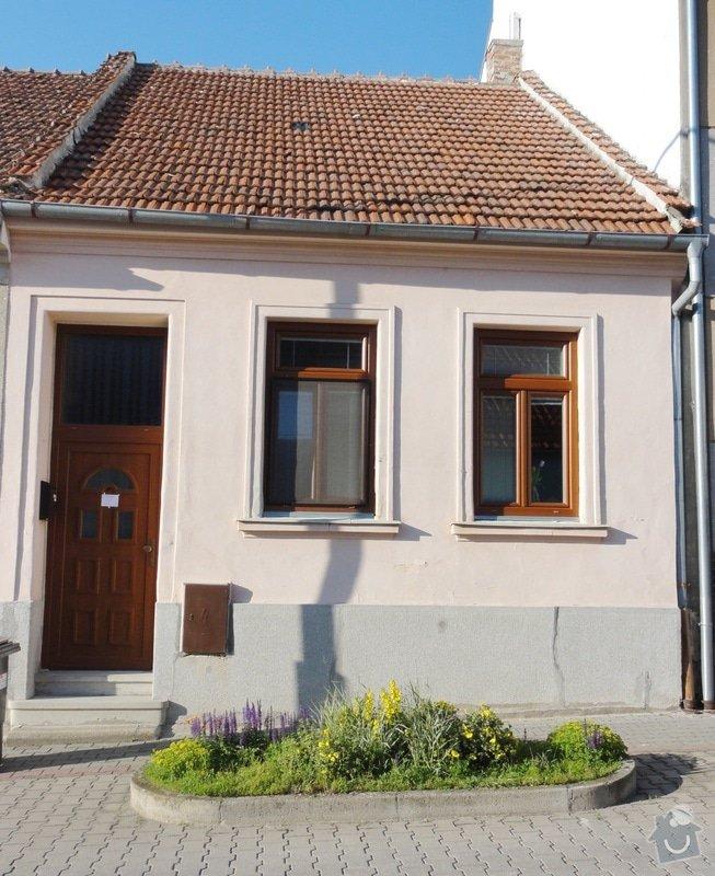 Zateplení fasády rodinného domu: DSC02278_1