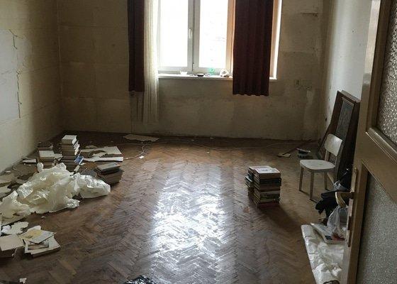 Kompletní rekonstrukce bytu Praha 10