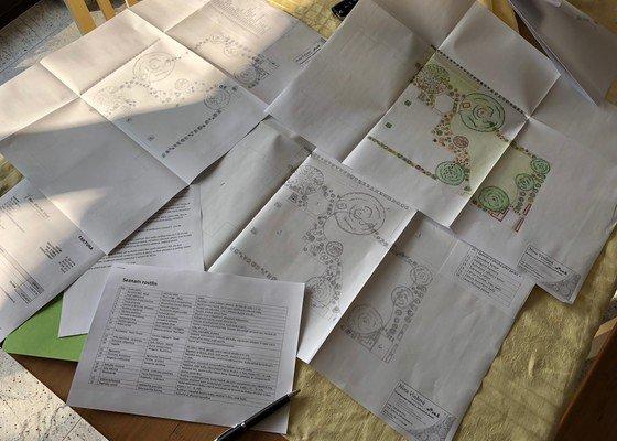 Projekt, případně realizace zahrady - Praha 9