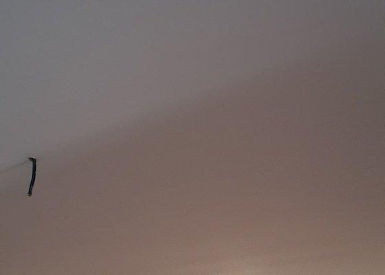 Instalace osvětlení do sádrokartonového stropu