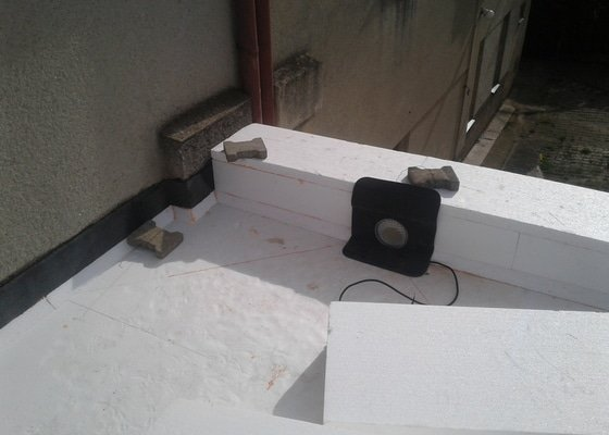 Hydroizolace strechy