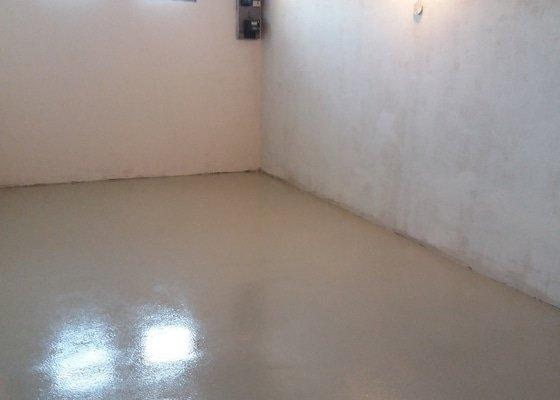 Oprava podlahy